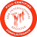 logo-ADR full certified conflict coach
