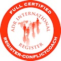 logo-ADR full certified register-conflictcoach