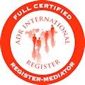 logo-ADR full certified register-mediator